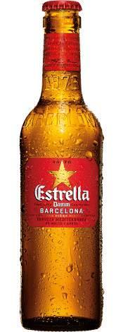 В России появилось первое пиво из Испании – Estrella Damm, лидер на домашнем рынке